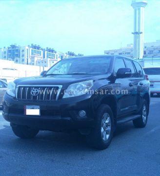 2012 Toyota Prado TXL