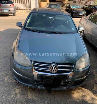 2009 Volkswagen Jetta 1.6 Comfortline