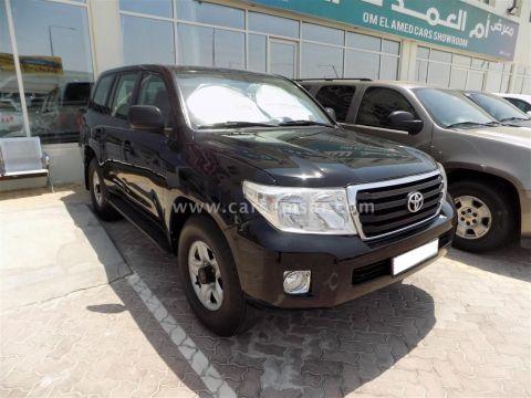 2011 Toyota Land Cruiser G