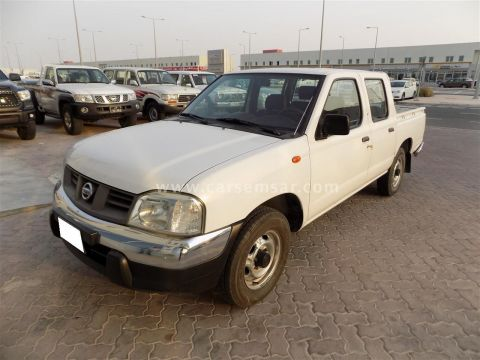 2014 Nissan Pickup 2.4