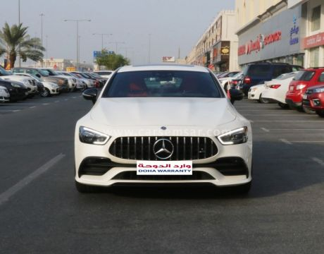 2019 Mercedes-Benz GT 43 AMG Turbo