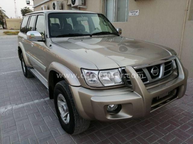 2003 Nissan Patrol  Safari