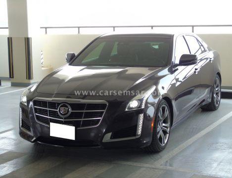 2014 Cadillac CTS 3.6L V6