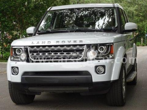 2016 Land Rover LR4 SE