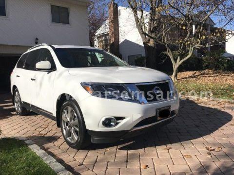 2013 Nissan Pathfinder 4.0