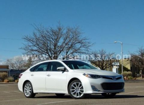 2014 Toyota Avalon XLE 3.5