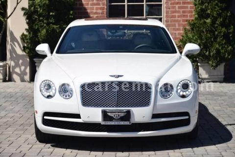 2016 Bentley Continental Flying Spur