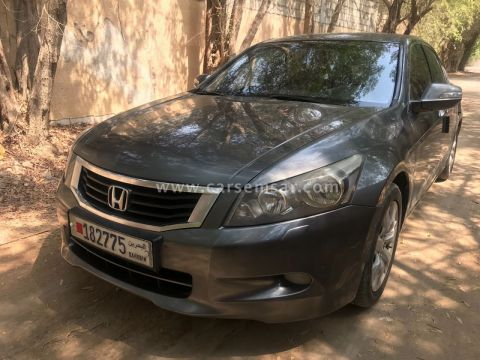 2010 Honda Accord 3.5 EX