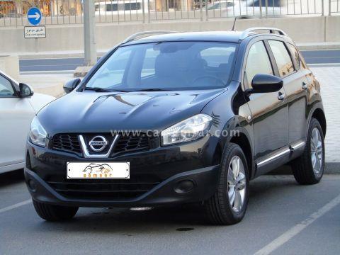 2014 Nissan Qashqai SE