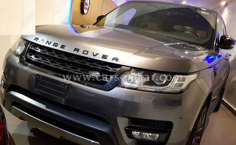 2017 Land Rover Range Rover 3.0 TD6 HSE