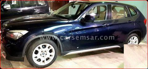 2013 BMW X1 1.8i