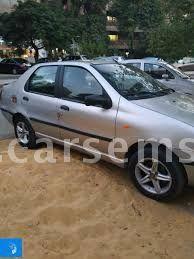2000 Fiat Siena II 1.6 ELX