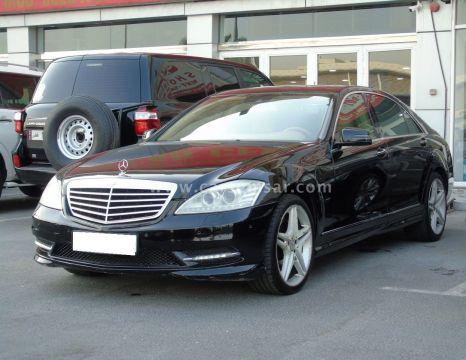 2010 مرسيدس بنز الفئه S 350