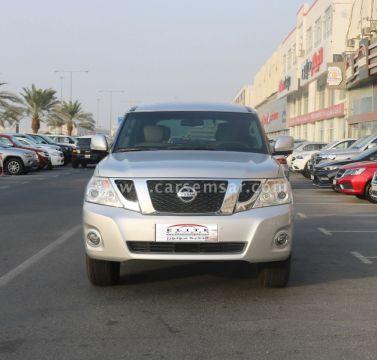 2012 Nissan Patrol SE