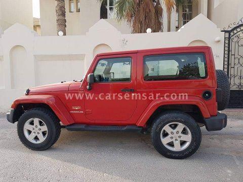 2012 Jeep Wrangler 3.6 Sahara