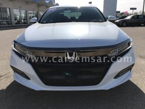 2018 Honda Accord 2.0 Sport