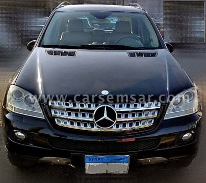 2006 Mercedes-Benz ML-Class ML 350