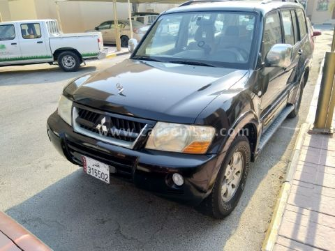 2006 Mitsubishi Pajero GLS