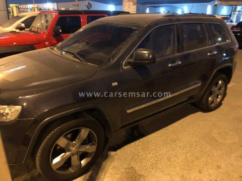 2013 Jeep Grand Cherokee LTD Hemi 5.7