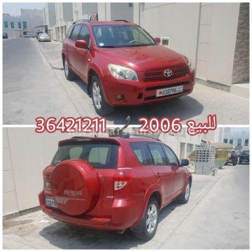 2006 Toyota RAV4 2.0 4x4