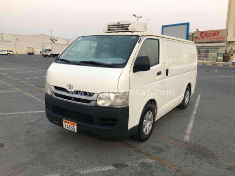 2006 Toyota Hi-Ace Hiace Van