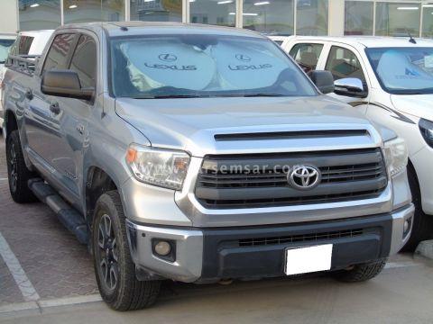 2014 Toyota Tundra 5.7 L