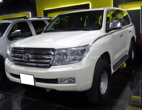 2009 Toyota Land Cruiser VXR