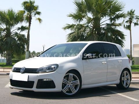 2012 Volkswagen Golf R 2.0