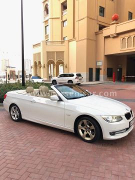 2012 BMW 3-Series 320i Convertible