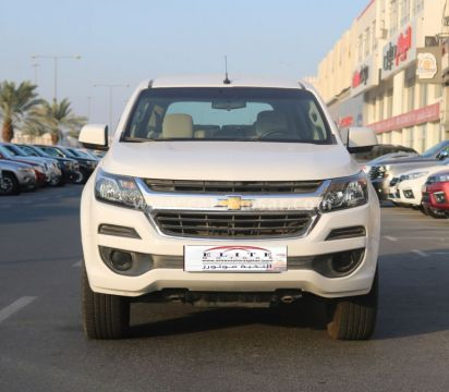 2017 Chevrolet TrailBlazer LT
