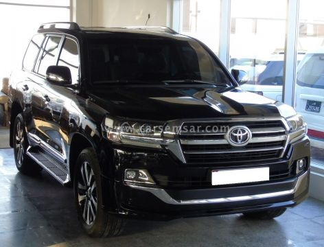2019 Toyota Land Cruiser GXR V8 Grand Touring