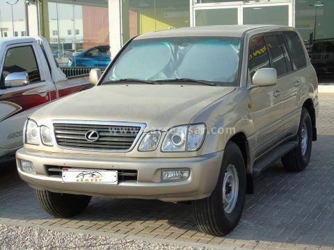 2001 لكزس ال اكس 470