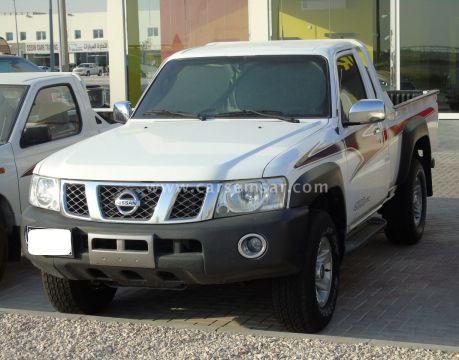 2012 Nissan Patrol SGL Pickup