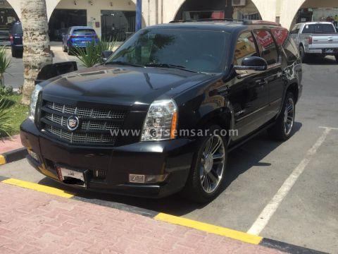 2012 Cadillac Escalade Sport