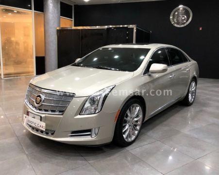 2013 Cadillac XTS XTS4