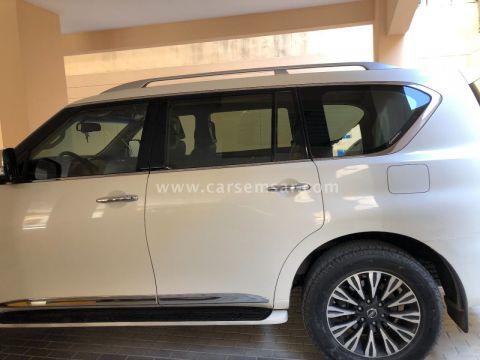 2016 Nissan Patrol Platinum
