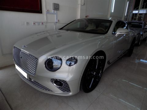 2019 Bentley Continental GT S