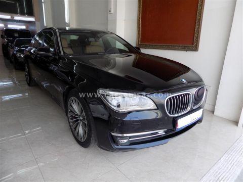 2013 BMW 7-Series 730Li