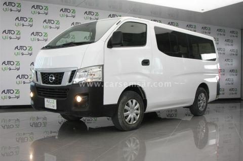 2015 Nissan Urvan Cargo 6 Seats