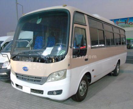 2016 JAC Mini Bus