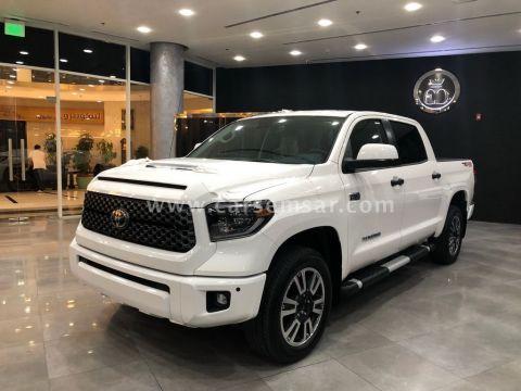 2019 Toyota Tundra TRD Sport