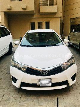2014 Toyota Corolla XLi 1.6