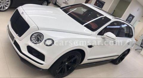 2018 Bentley Bentayga Limeted Edition