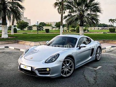 2014 Porsche Cayman 2.7