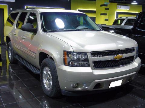 2013 Chevrolet Suburban 1500
