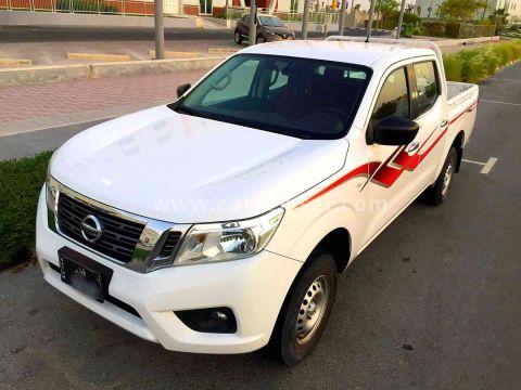 2016 Nissan Navara LE