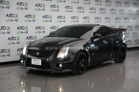 2012 Cadillac CTS Supercharged