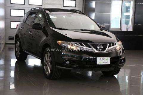 2013 Nissan Murano Platinum