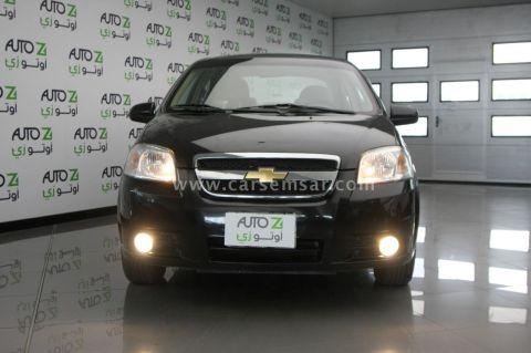 2016 Chevrolet Aveo 1.6 LS