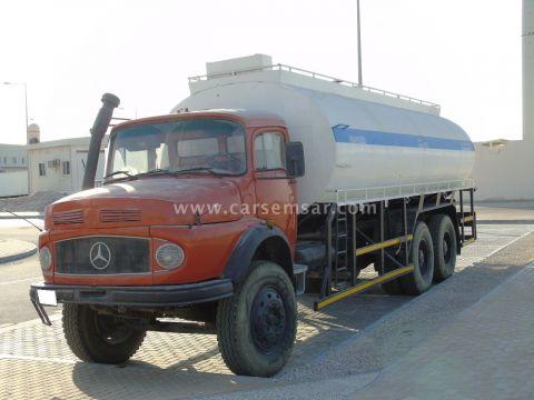 1994 Mercedes-Benz Truck 2624